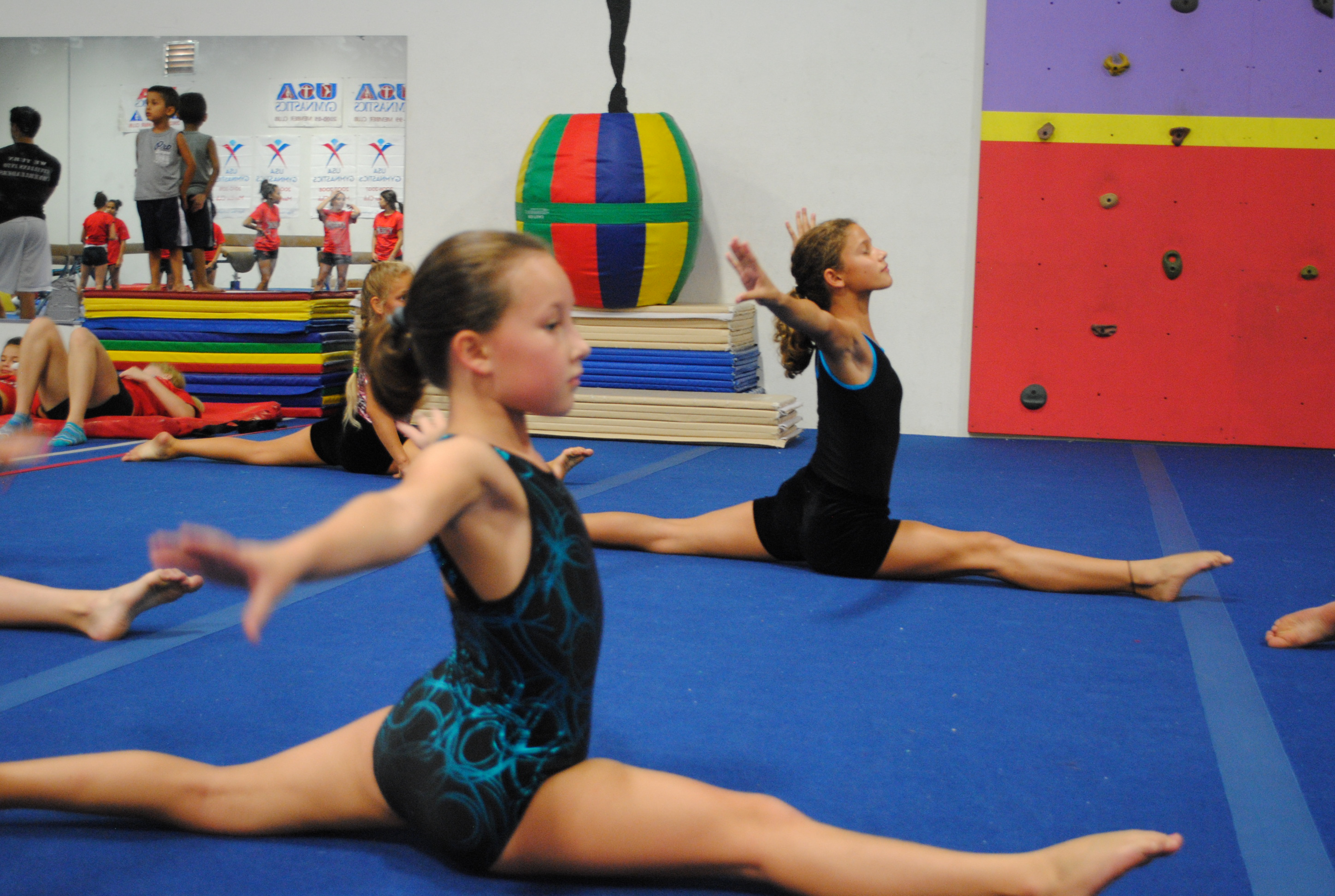 gymnastic kids 7 Ideal Fitness Workouts for Gymnastics Singapore